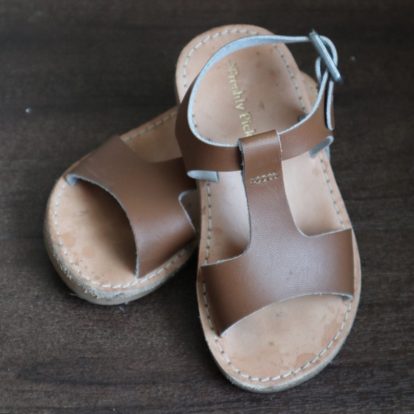 256cd59e4 Freshly Picked Other - Freshly picked sandals toddler size 7